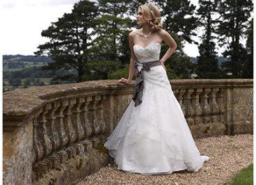 Lilian Brides offering 20% off all gowns in December